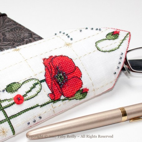 Poppy Glasses Case – Faby Reilly Designs