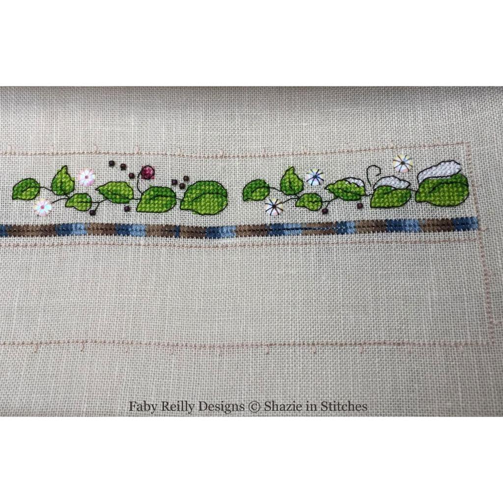 SAL Zoé Partie 8 (by Shazie) - Faby Reilly Designs