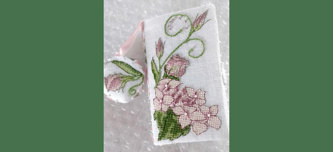Lizzie Wallet - stitched by Monique