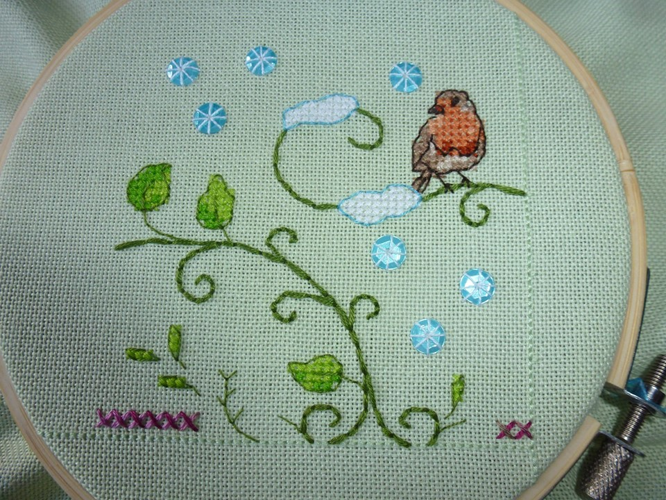 stitched by Jaquine