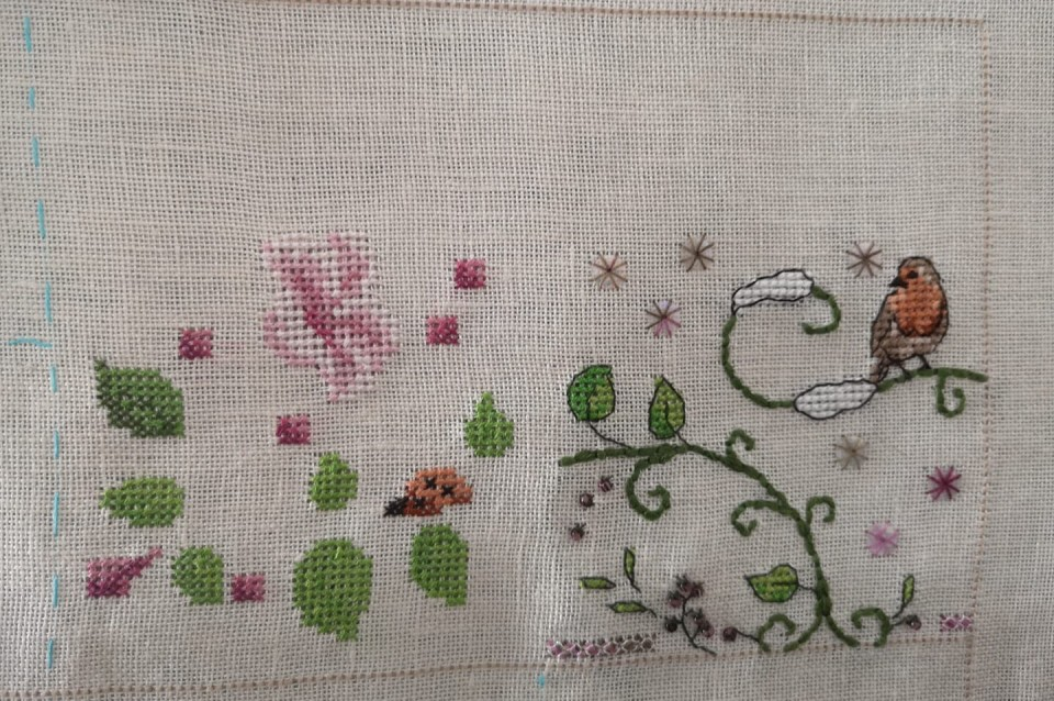 stitched by Anna