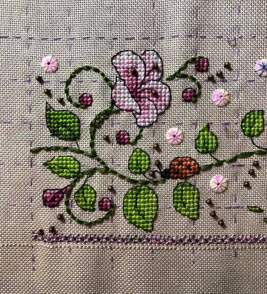 stitched by Jenny