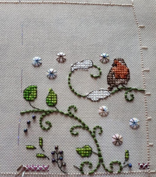 stitched by Mary