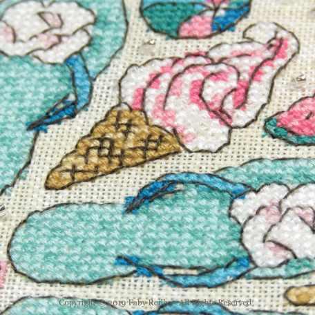 Summer Dreams Mandala - Faby Reilly Designs