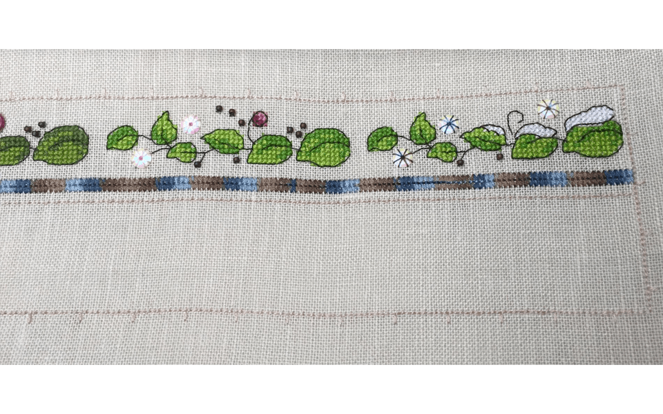 stitched by Shazie