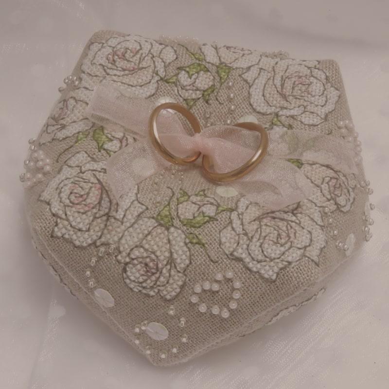 Wedding Patterns - Faby Reilly Designs
