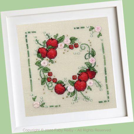 Summer Wreath 01 – Faby Reilly Designs