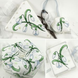 Snowdrop Stitching Set