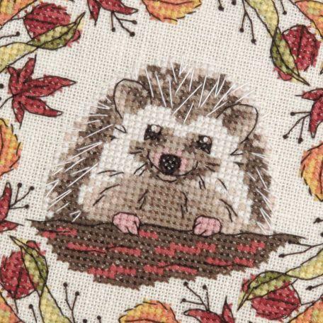 Woodland Hedgehog 03 – Faby Reilly Designs