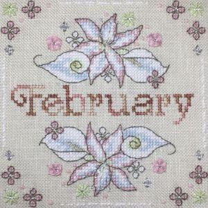 Anthea Calendar • February