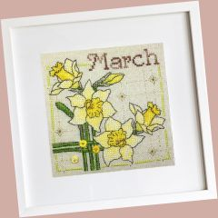 Anthea Calendar • March