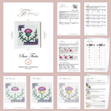 Sassy Thistle 03 – Faby Reilly Designs
