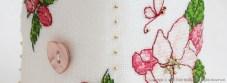 Livret à aiguilles Fleur de Pommier