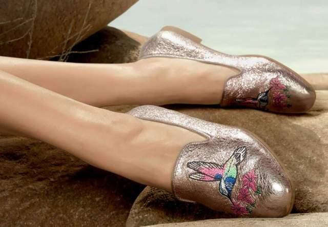 Chaussures confortables : les semelles larges de Gabor