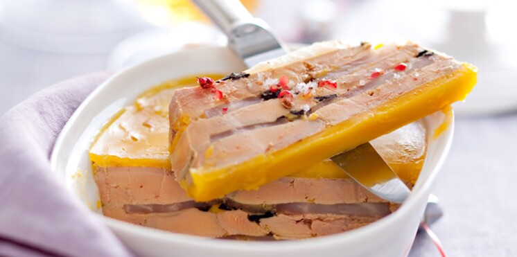 repas de noel nos recettes au foie gras