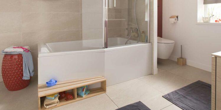 Comment Amnager Une Douche Dans Une Petite Salle De Bains