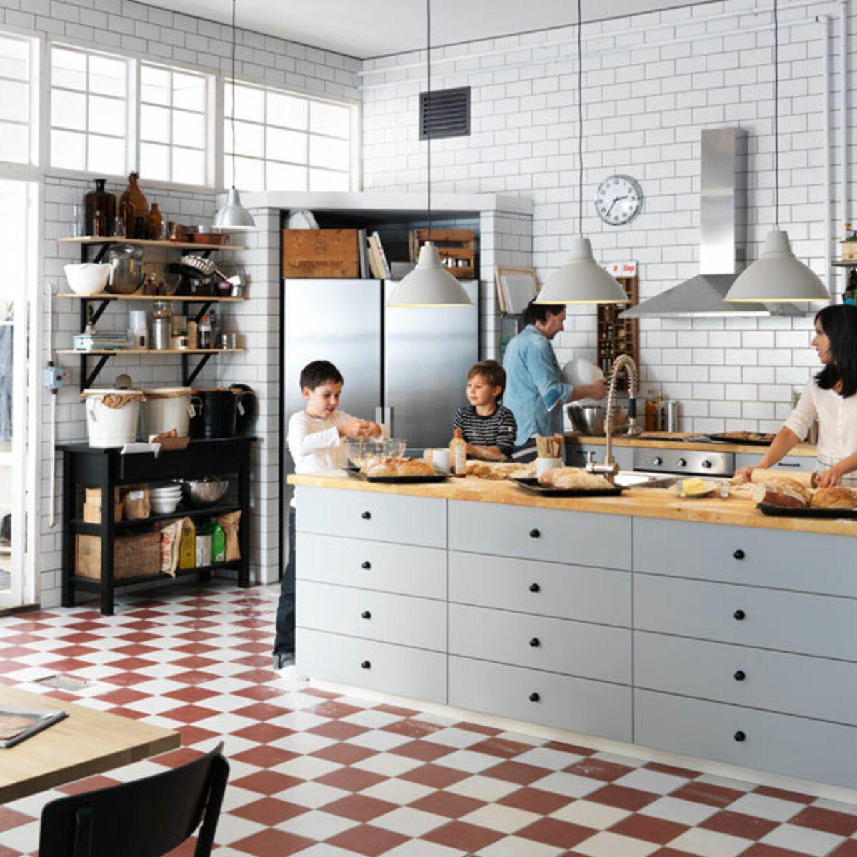 Le Guide Des Cuisinistes Cuisines Ikea Femme Actuelle Le Mag
