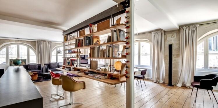 12 idees pour amenager un bureau dans son salon
