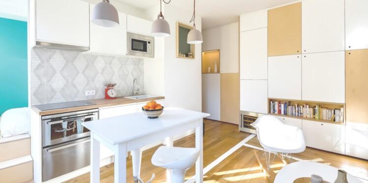 25 idees deco pour egayer une cuisine blanche