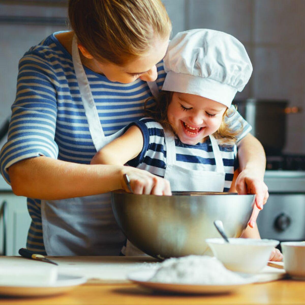15 livres de cuisine pour enfants que