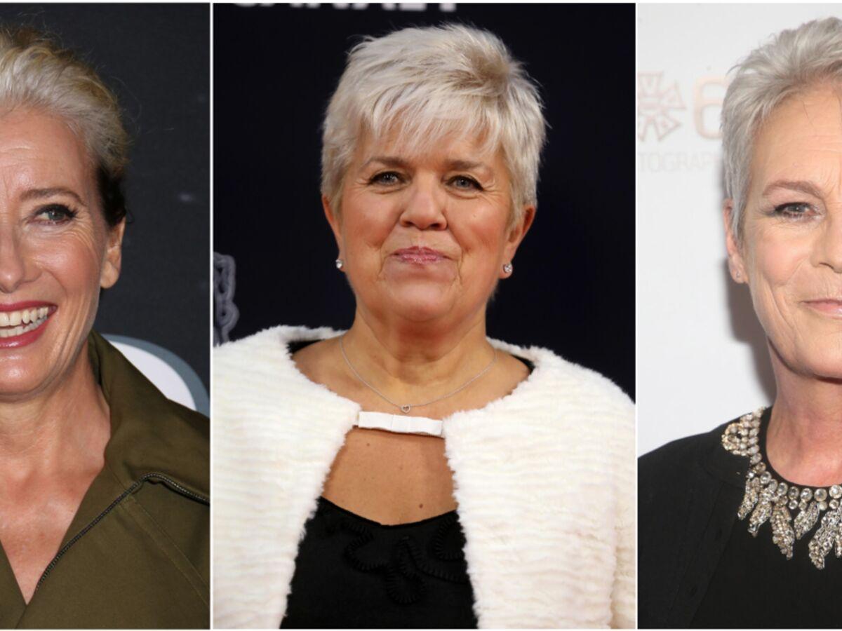 femme actuelle les plus belles coupes courtes a porter apres 60 ans