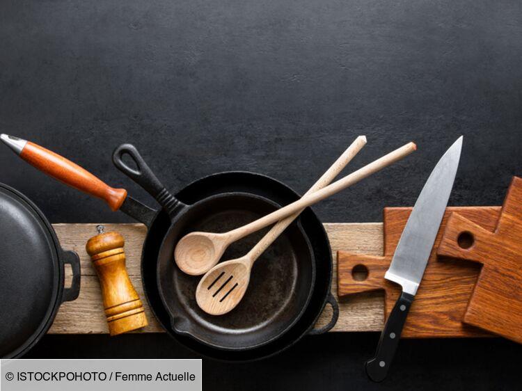La Liste Du Materiel Indispensable Pour Cuisiner Selon Philippe Etchebest Femme Actuelle Le Mag