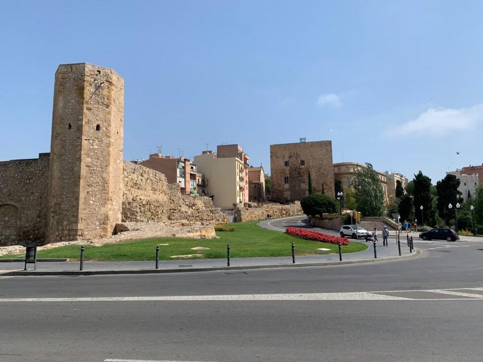 Tarragona, rovine romane.
