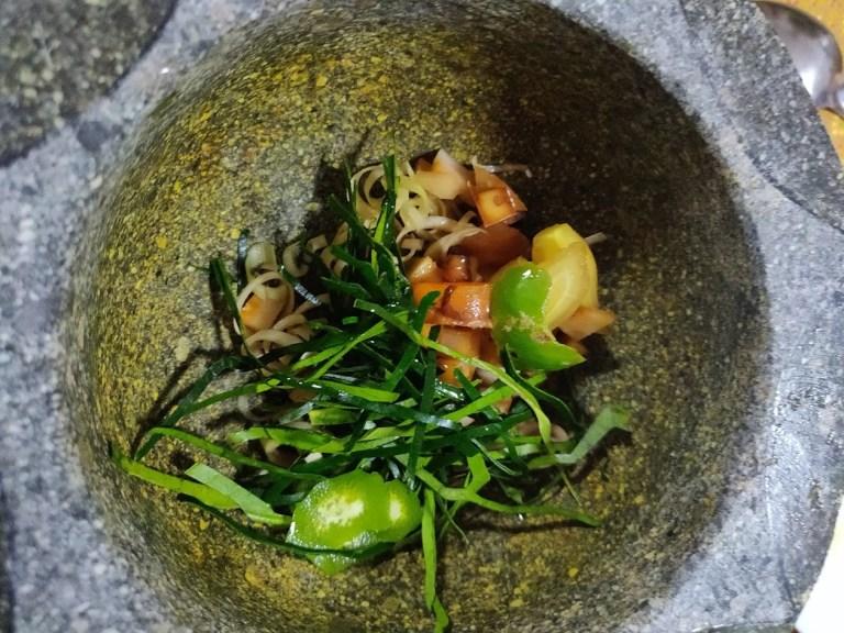 Green curry Thailandese ricetta