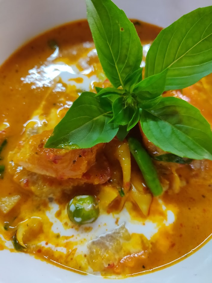 Red Curry Thailandese la ricetta