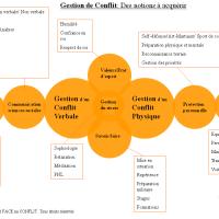 Un petit minds-mapping pour la Gestion de conflit