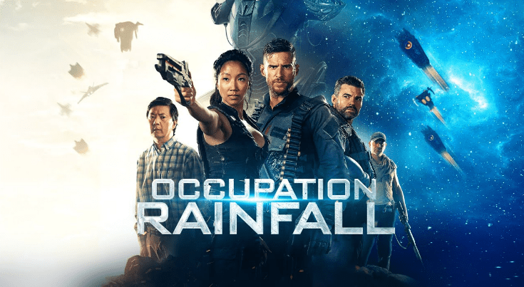 فيلم Occupation Rainfall 2020