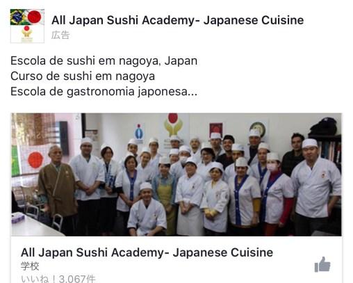 All Japan Sushi Academy Japanese Cuisine