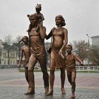 У Русији постављено на стотине скулптура у циљу промоције традиционалног модела породице