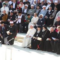 Претече и слуге антихристове на скупу у Асизију (фото-видео)