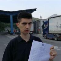 ОКУПИРАНЕ ТЕРИТОРИЈЕ: Младену Обрадовићу на Видовдан ЗАБРАЊЕН улазак на Косово и Метохију (видео)