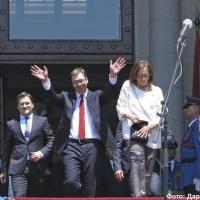 ШТА ЈЕ ВУЧИЋ ОБЕЋАО У САД: Писмо председника најављује предају Косова?