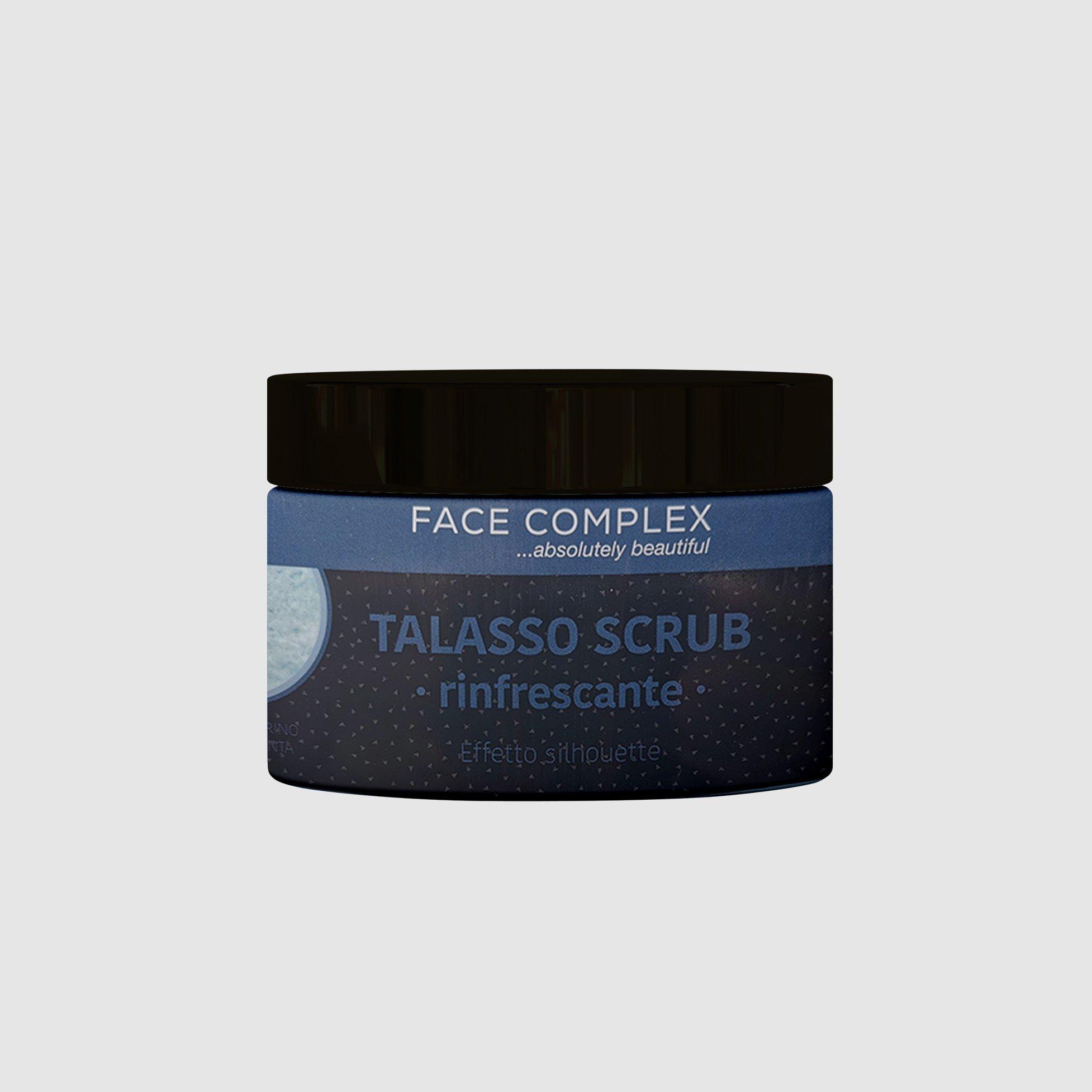 Talasso scrub rinfrescante