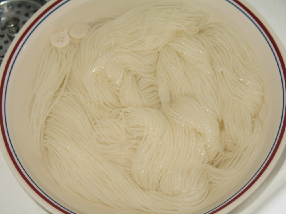 Cinderella Yarn, or The End of the Ugly Mohair... (1/6)