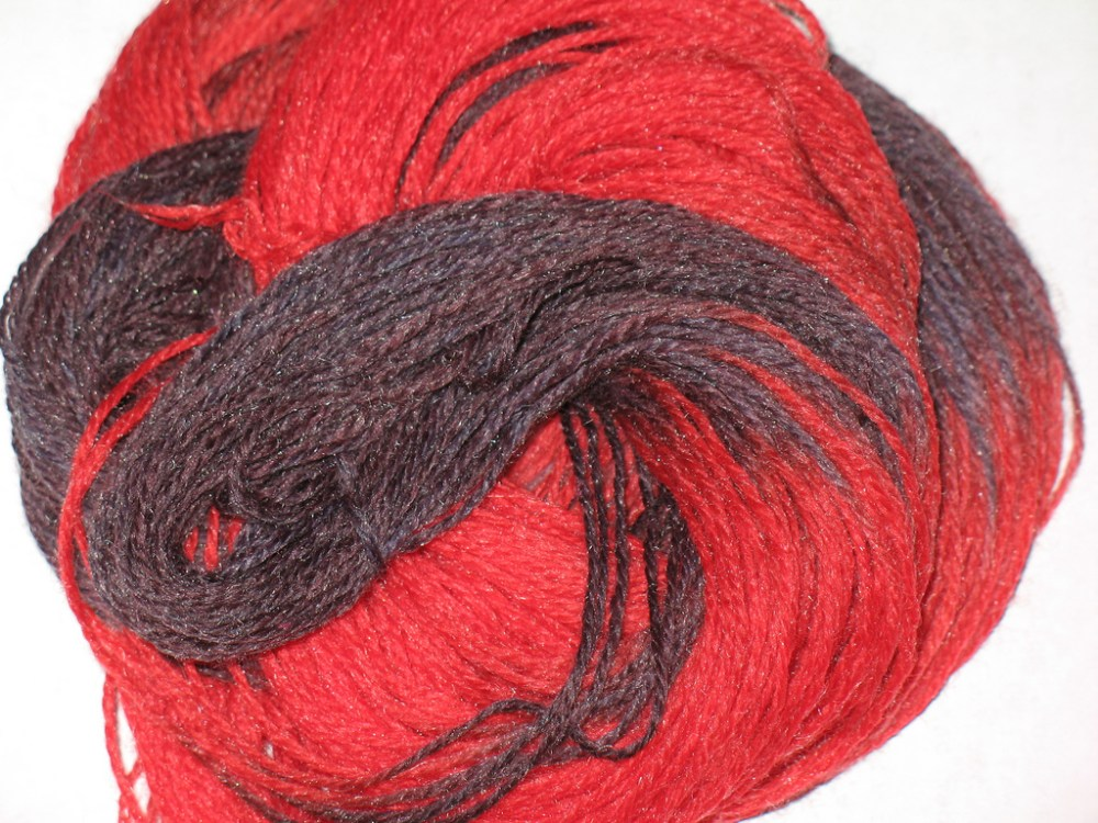 Cinderella Yarn, or The End of the Ugly Mohair... (5/6)