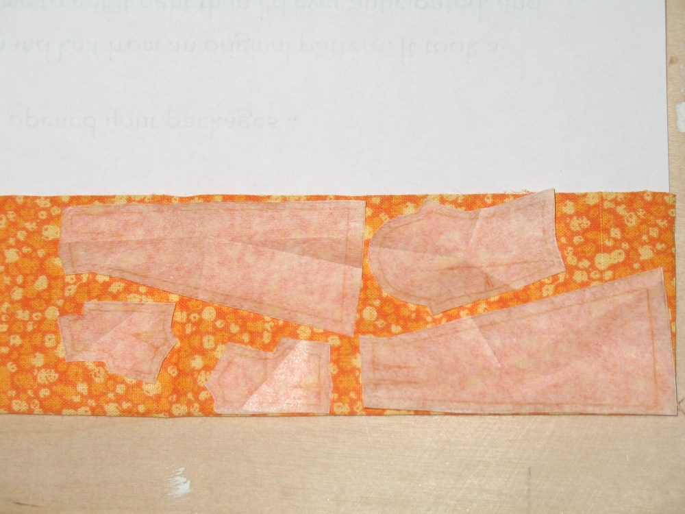 How to Print a Miniature Pattern on Tissue Paper (6/6)