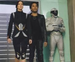 Katniss & Cinna