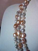 Collar Perlas Detalle