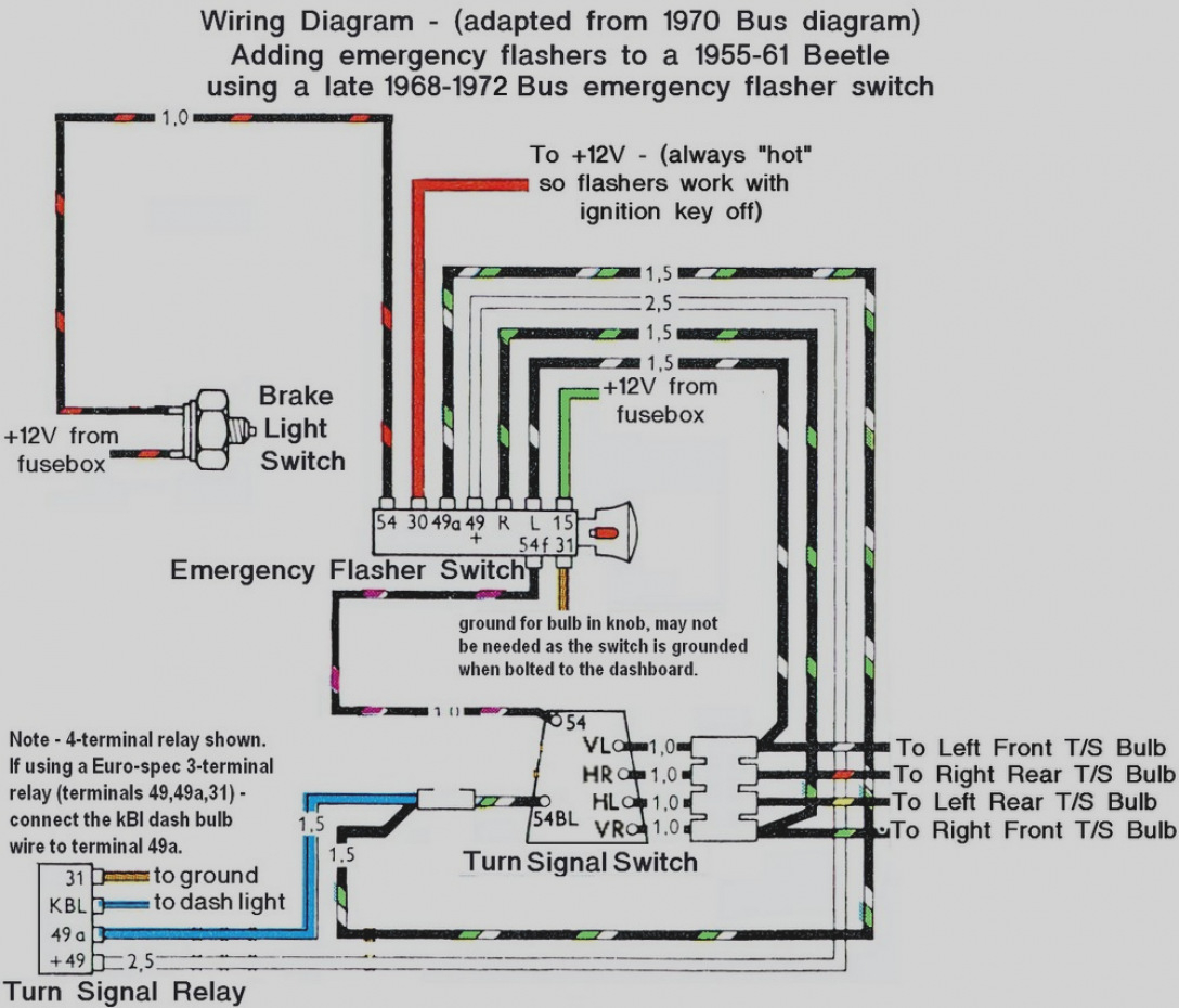 Grote Turn Signal Wiring Diagram