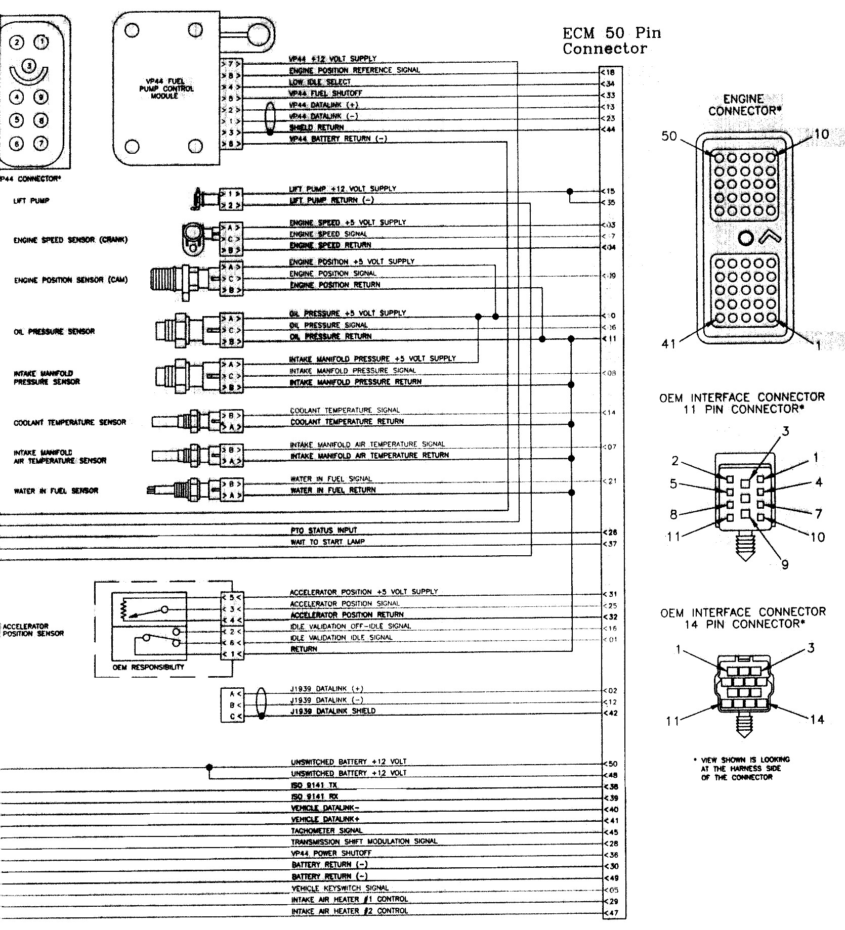 Dodge Cummins Ecm Wiring Diagram Sample