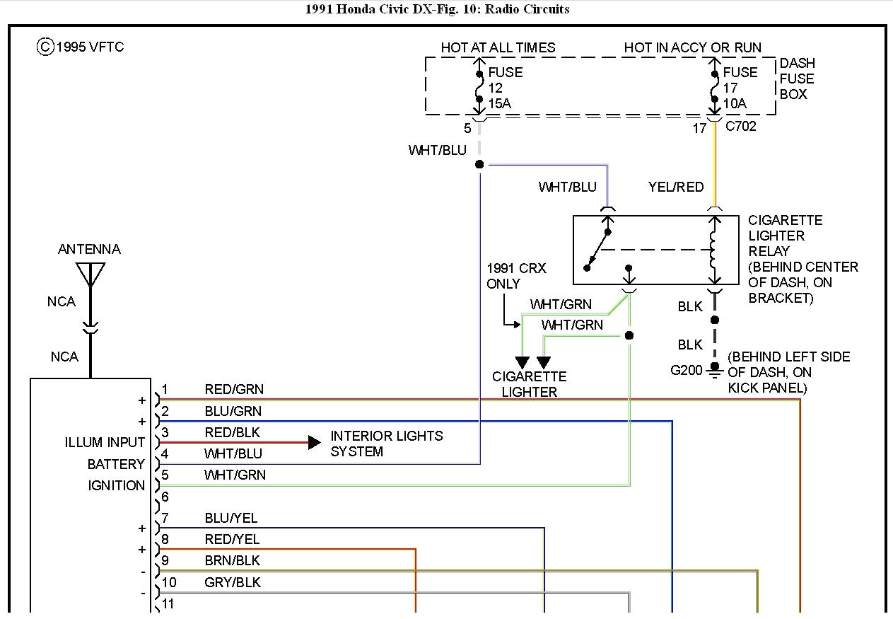 WRG-8228] Mercury Cougar Stereo Wiring Diagram on