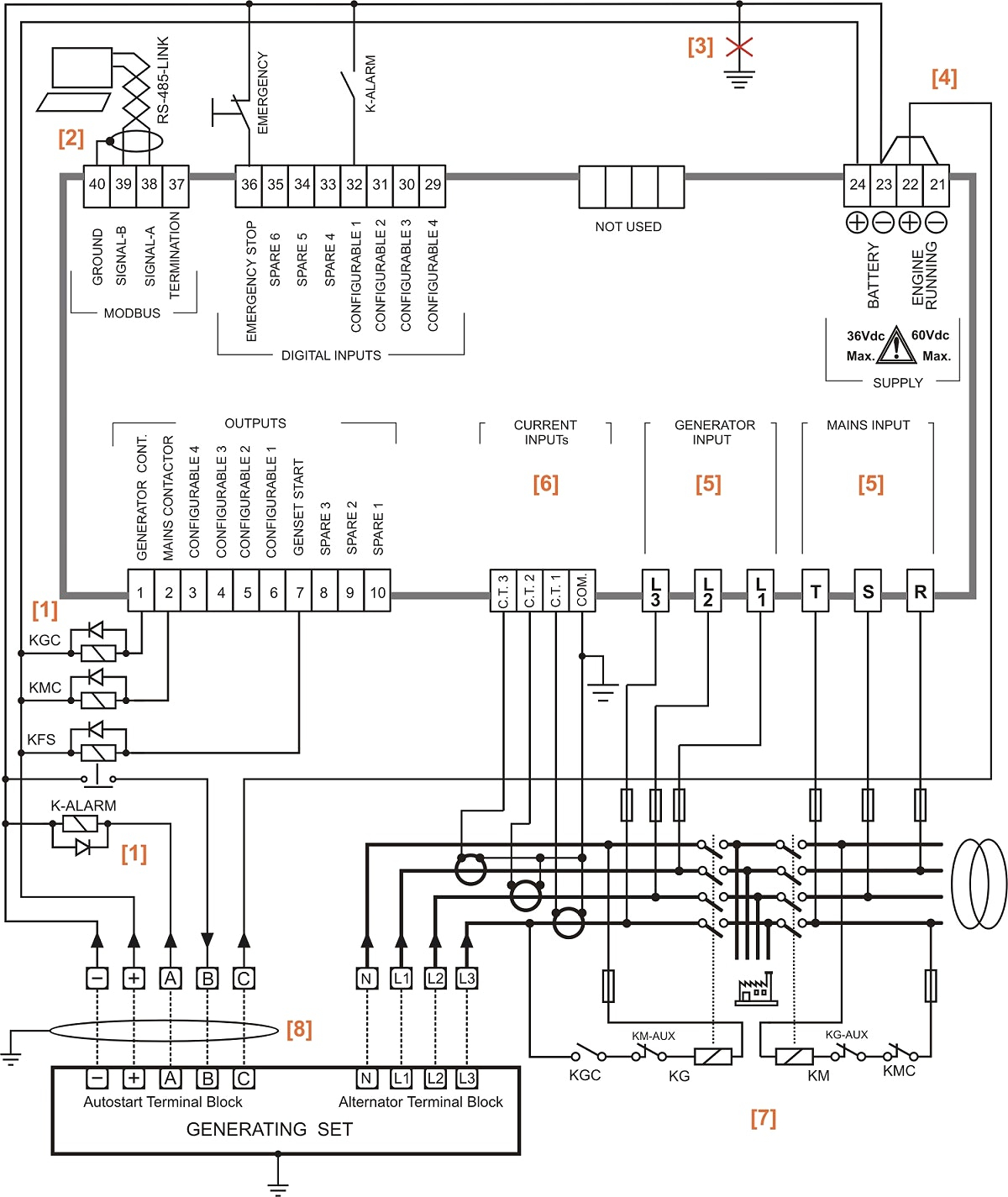 3 Way B Wiring Diagram
