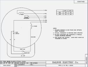 Baldor 5 Hp Motor Wiring Diagram  impremedia