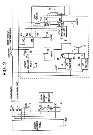 Bodine B100 Emergency Ballast Wiring Diagram Collection