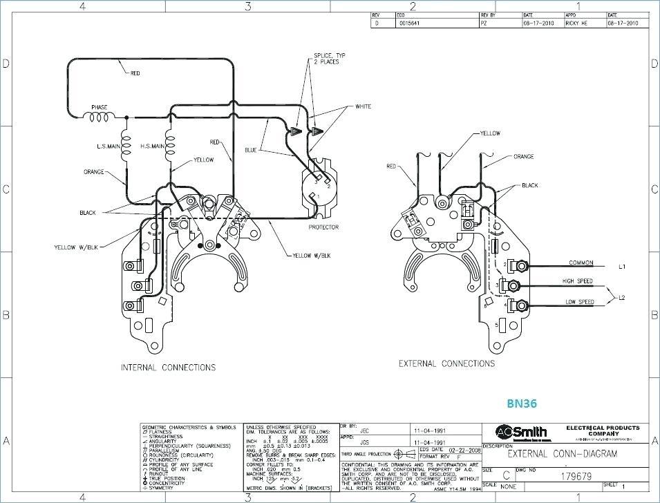 Ao Smith Motors Wiring Diagram Er Motor