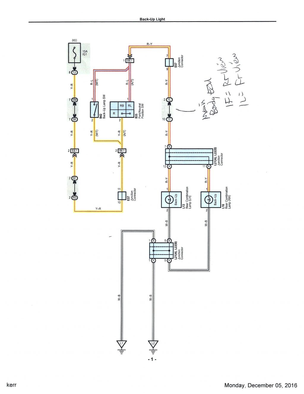 L6 30 Plug Wiring Diagram